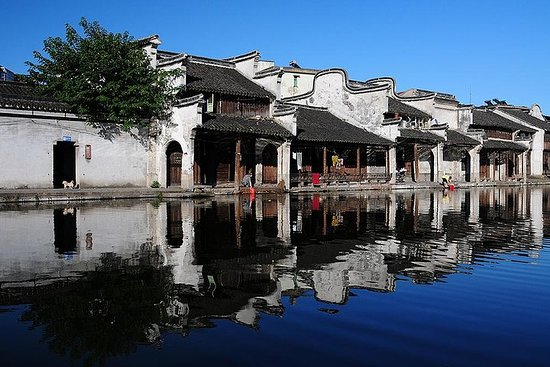 Tour privato di Nanxun Water Town Day da Hangzhou
