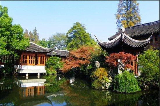 Private Hangzhou Architecture Day Tour
