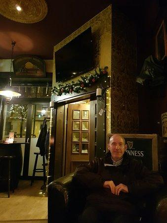Irish pub in the Historic Old Town