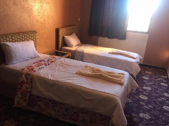 Tabounte, Morocco: chambre double
