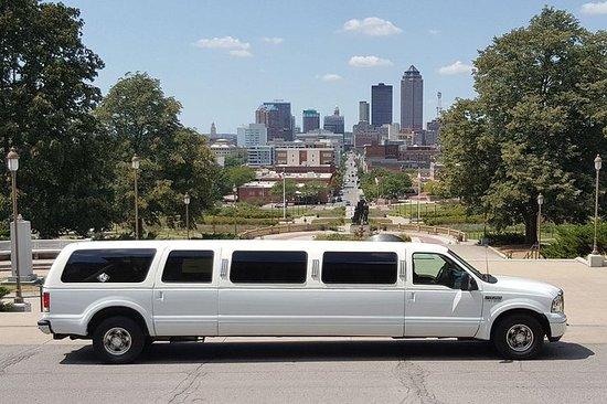 Dallas and JFK Limousine Tour