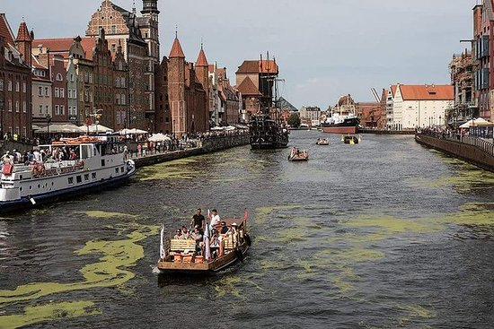 Gdansk Guided City Cruise on...