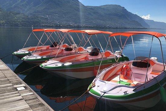 4 hours Boat Rental Lake Como