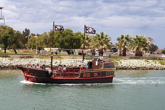 La croisière pirate à Mandurah sur...