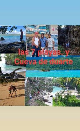 Las Galeras, Dominikaaninen tasavalta: andres el andariego excursions