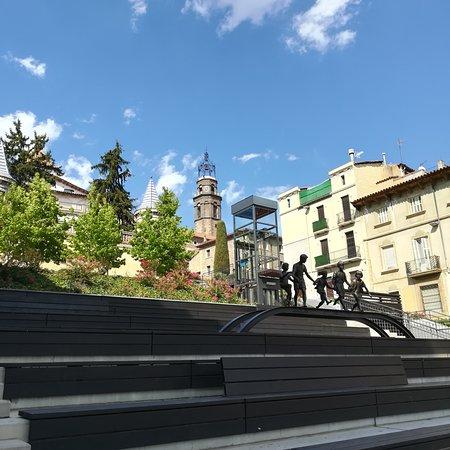 Manlleu pueblo típicamente catalán y digno de ser visitado