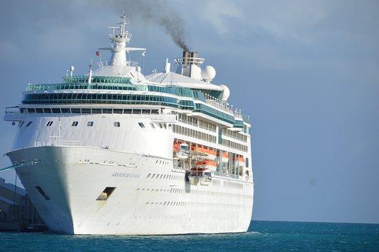 Grandeur of the Seas: Heading to Bermuda