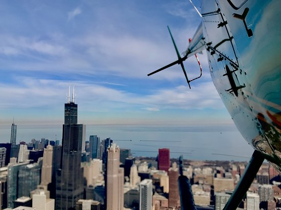 Vertiport Chicago VIP Helicopter Tours