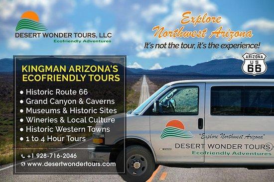 Desert Wonder Tours Lake Havasu