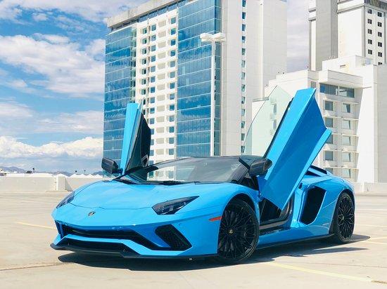 LVC Exotic Car Rentals