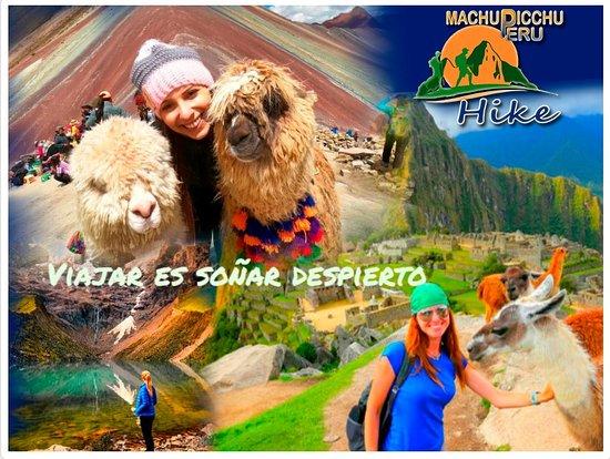 Machu Picchu Peru Hike