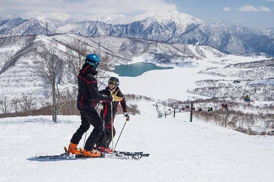 Cours de ski d'une journée complète (6 heures)