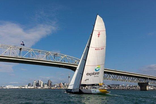 America's Cup Segeln im Auckland...