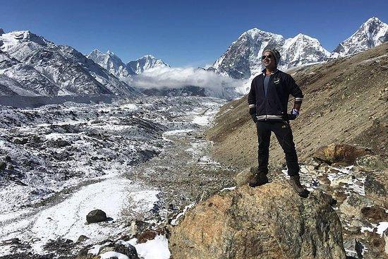 Caminhada no Campo Base do Everest