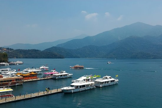 En-dagers Sun Moon Lake Tour Package