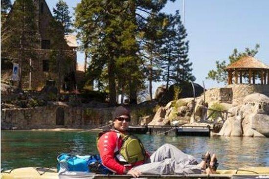 Noleggio single kayak di 3 ore