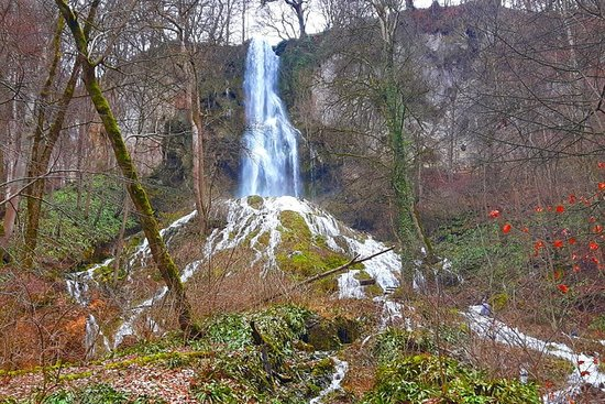 Waterfall trail: Germany's most beautiful hiking trail Photo