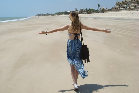 Cumbuco Beach og Sand Dunes Tour fra Fortaleza