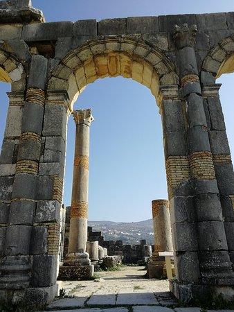 Una sorpresa romana in Marocco