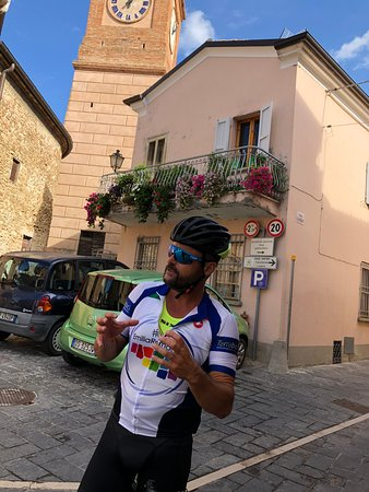 A incredible day led by Andrea of @cyclingnotes to SAN Marino.   Andrea shared his passion for cycling and pride of Emilia Romagna, Italy