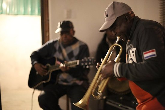 Jazz-safari au Cap