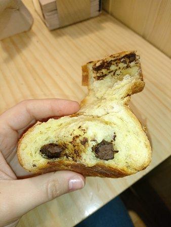 Minuit Pan y Cafe: Croissant