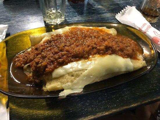 Aguas Dulces, Уругвай: El Chivito Veloz