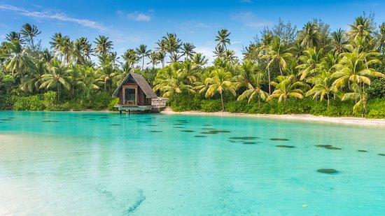 InterContinental Bora Bora Resort & Thalasso Spa: Beach