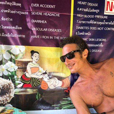 Surathee Massaage. The best in Koh Phayam