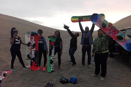 Sandboarding Off Road i Lima Halv...