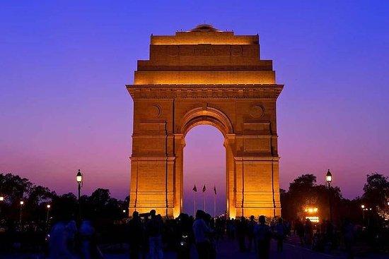 私人旅行:斋浦尔至新德里一日游