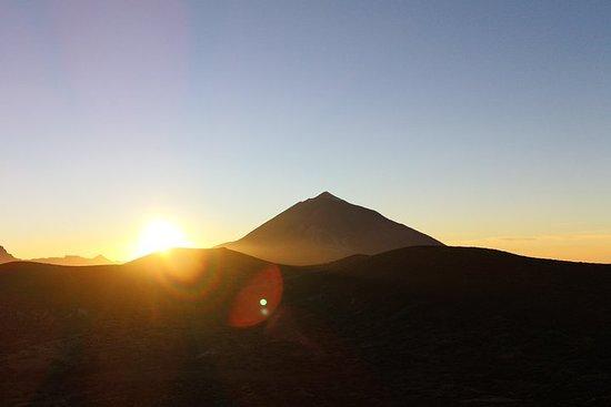 Coucher de soleil Teide