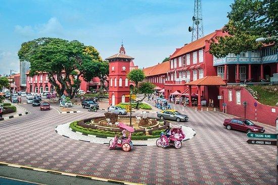 Malacca, ornée d'un riche patrimoine...