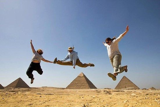 Private tour - The pyramids the...