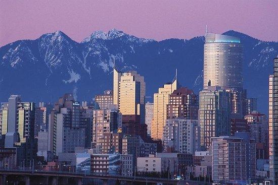 """""""Fantastiske Vancouver"""" - hele dagen..."""