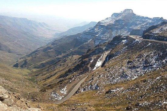 5 jours au Lesotho Overland depuis...