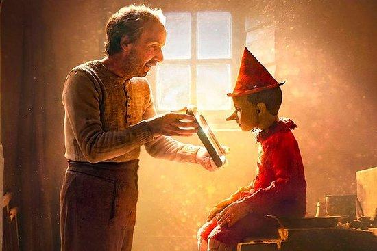 Les aventures de Pinocchio: les lieux de l'écrivain Collodi et de sa...