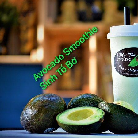 Fresh Avocado Shake