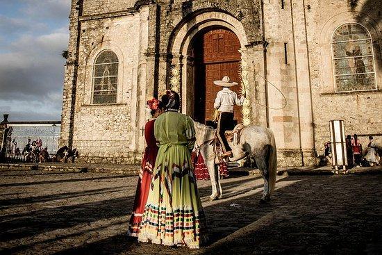 Tour de Noël magique à Aguascalientes