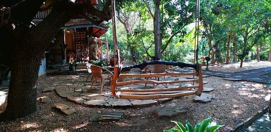 Our Gem River natural pool area – kuva: Gem River Edge - Eco Home and Safari, Kataragama - Tripadvisor