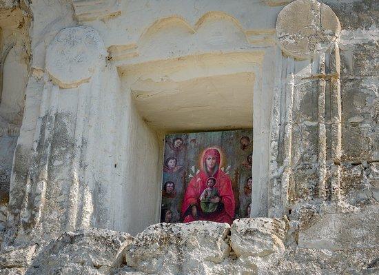 Сицилийская икона Божией матери
