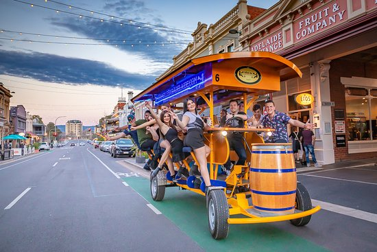 The All-New Rundle St Route
