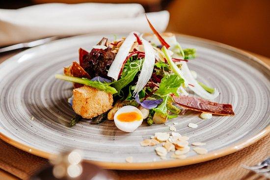 Starter - Picture of Certo Italian Restaurant, Dubai - Tripadvisor