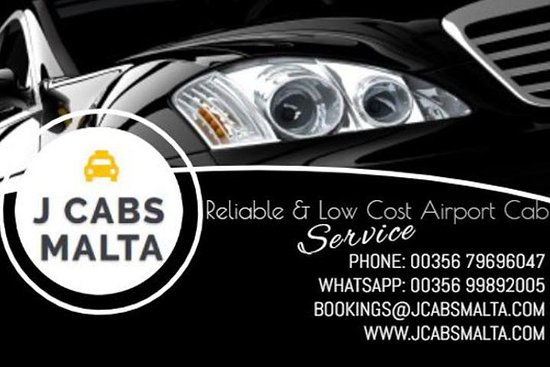 J Cabs - Taxi Transfers in Malta