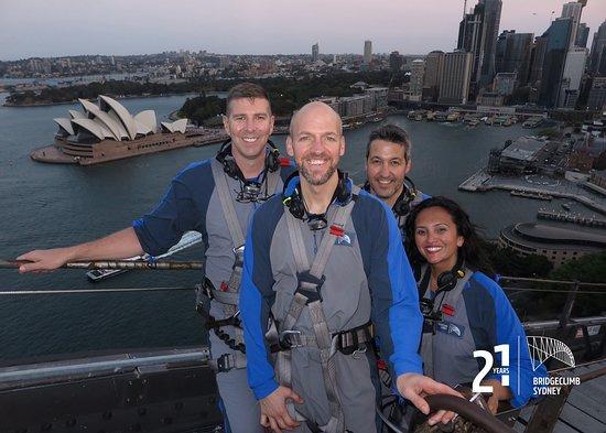 Sydney BridgeClimb – fotografia
