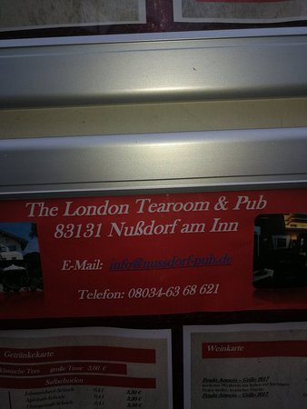 The London Tearoom & Pub
