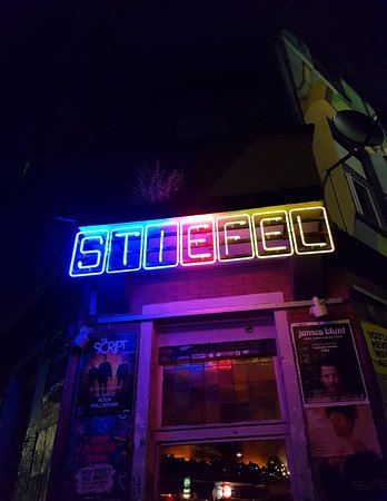 Bar Stiefle along Zülpicher Straße