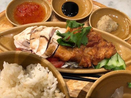 シンガポール海南鶏飯 赤坂店 最新のレストランの口コミ(2020年 ...