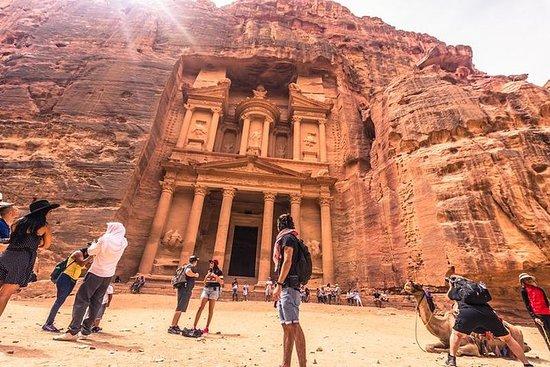Excursión de un día a Petra desde...