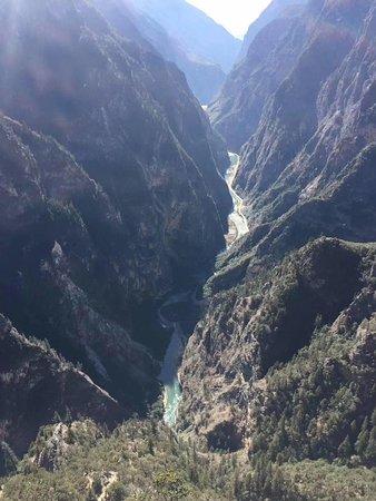 Balagezong National Park.